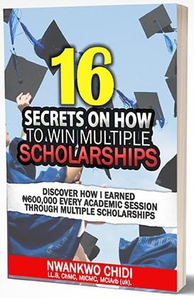 scholarship book
