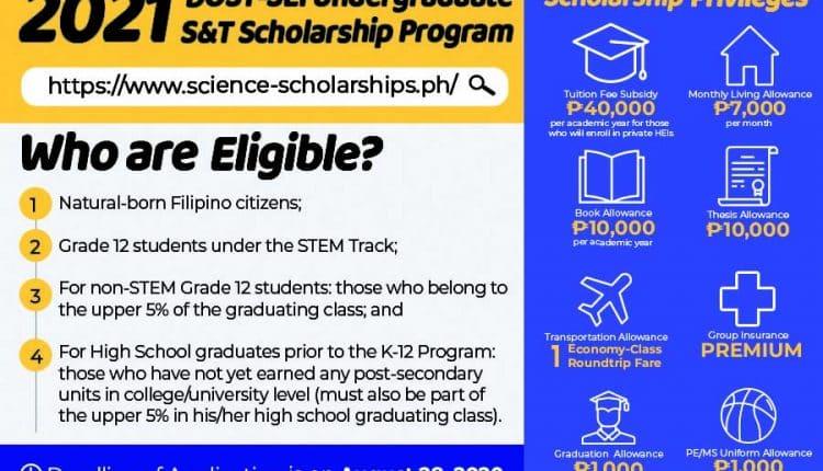 Dost Scholarship 2020 1