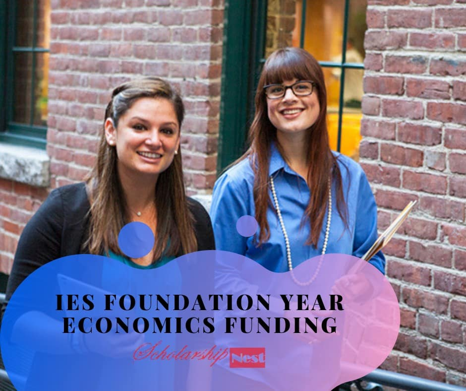 IES-Foundation-Year-Economics-funding