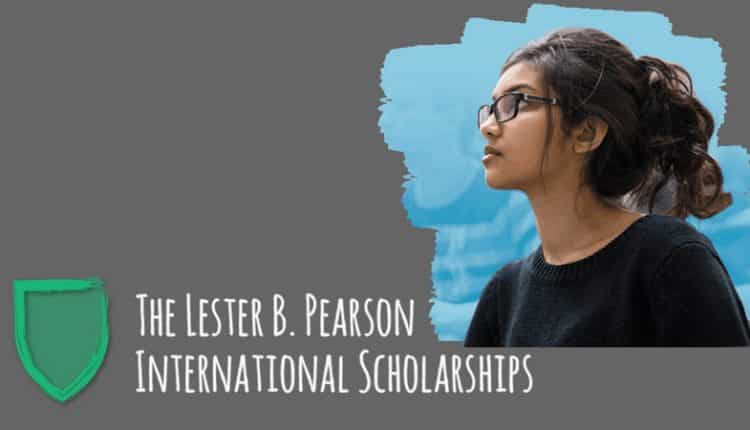 Lester B. Pearson International Scholarship