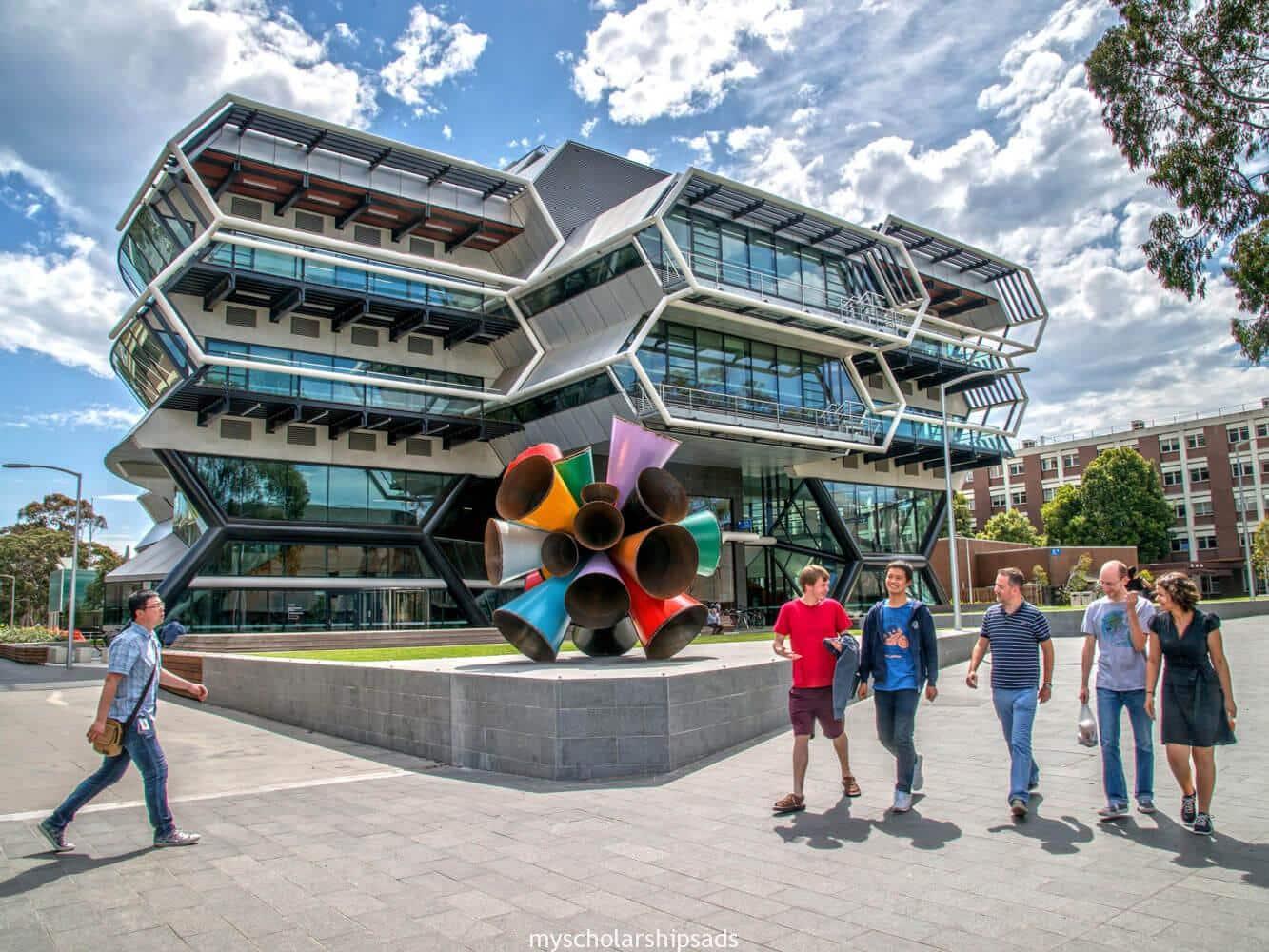 Monash University Information Technology Scholarship 2020