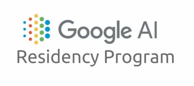 Google-AI-Residency-Program