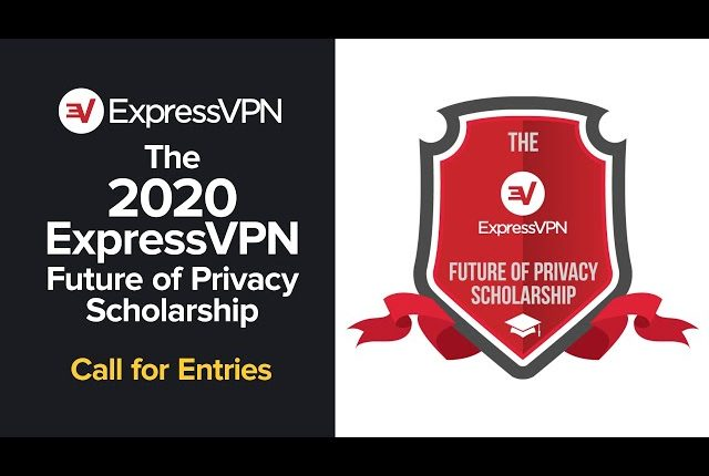 ExpressVPN Future of Privacy Scholarship