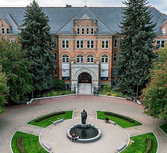 Gonzaga Graduate School of Business Scholarship.