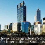 ECC Pathway Undergraduate International Funding