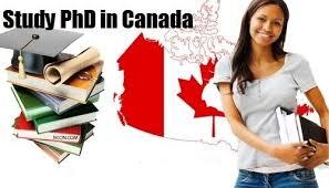 PhD in Canada