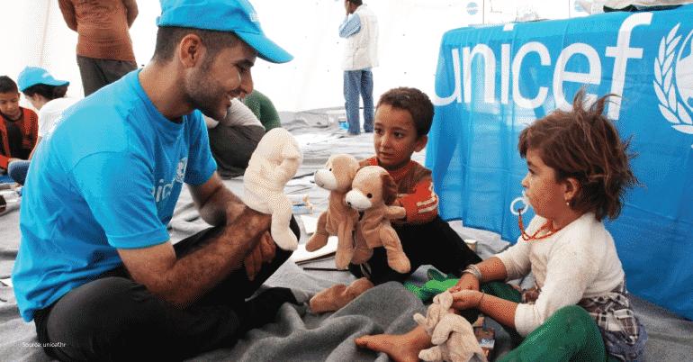 UNICEF internships